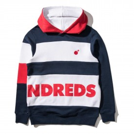 THE HUNDREDS Sweat FIG Hooded navy