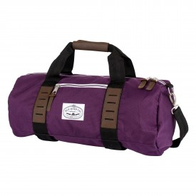 POLER Bag CLASSIC CARRY ON DUFFEL, purple