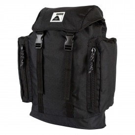 POLER Bag RUCKSACK, black SP17