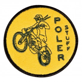 POLER Acc. PATCHES, LORIS MOTO 1 PATCH