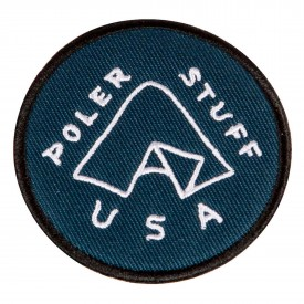 POLER Acc. PATCHES, TENT PATCH