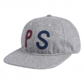 POLER Cap PS WOOL, gray
