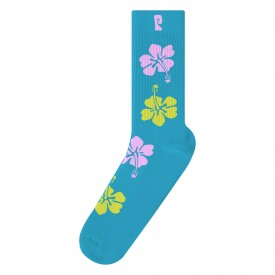PSOCKADELIC Socks FLOWER 1-Pair, neon