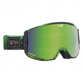 SPY SN Goggle ACE (with/BONUS LENS), AURORA GREEN-HAPPY GREEN SPEC+HAPPY LUCID SILV