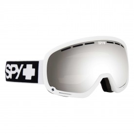 SPY SN Goggle MARSHALL, MATTE  WHITE-BRONZE W/ SILV MIRR+PERS CONTACT